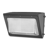 70W LED Glass Wall Pack Light DLC UL With 5 Years Warranty