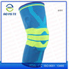 China manufacturer nylon compression knee sleeve