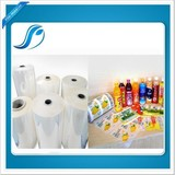 PVC AND PET Shrink Film For Sleeve Printing