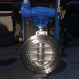 Metal to Metal Seated Butterfly Valves
