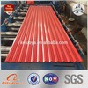 color corrugated steel sheet for sheet metal fence pane