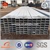 Mild steel Rectangular tube/rectangular pipe, square steel, steel square tube