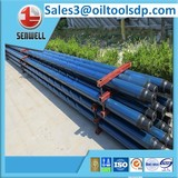 "API standard AISI 4145H Mod 6-1/2"" spiral drill collar"