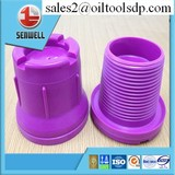 HT55 heavy duty plastic thread protector for drill pipe