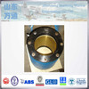 marine propeller parts gliding watertight lower rudder bearing