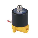 2w solenoid valve water valve solenoid valve pneumatic valve