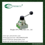 pneumatic hand rotary valve operated hand rotary valve alloy hand rotary valve hand switching valve