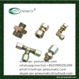 hydraulic fitting eblow hydraulic fitting tee hydraulic fitting hydraulic connector hydraulic pipe fitting
