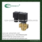 high temperature brass disphragm pilot solenoid valve brass solenoid valve