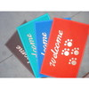 Durable Low Price PVC Rubber Coil swimming pool floor mat