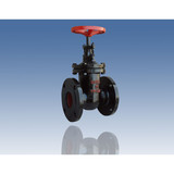 OS&Y Metal Seated Gate Valve