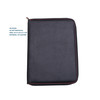 A4 zip portfolio with calculator hot sale Item:CR-81020