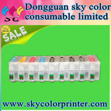for Epson SC-P800 empty cartridge , for Epson P800 refill ink cartridge with T8501-T8509 chips