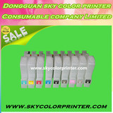 9x Refillable Ink Cartridges For 3800c 3880 with chip sensor T5811