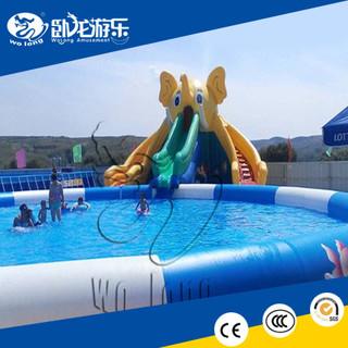 Inflatable Pool Slides For Inground Pools, Water Pool Slides ...