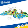 Water park games for adults,Water park equipment,aqua park/used water park slides for sale
