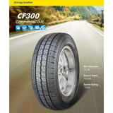 China factory Commercial or VAN car tires with own brand Comforser