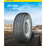 China factory SUV car tires with own brand Comforser ,A/T all terrain