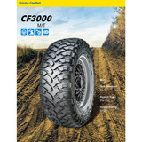Truck tyre from China factory Comforser brand with DOT.ECE.BIS used in off road