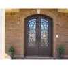 2017 Ornamental Wrought Iron Main Entrance Doors