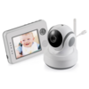 "3.5"" PTZ Voice Activation Baby Monitor"
