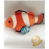 Plush Toy – Nemo (orange/blue)