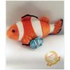 Plush Toy – Nemo (orange/blue)