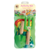 Activity kit-green for 3+ years old children