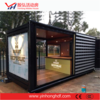 Holiday House Seaside Leisure Container House Various Designs and Decoration