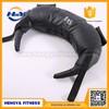 Wholesale Crossfit Equipment Black PVC Power Bulgarian Bag
