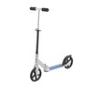 Hot sale foldable 2*200mm PU wheel kick scooter
