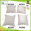 Chinese handmade crochet 100% cotton pillow for decoration