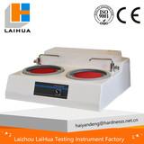 metallographic grinding and polishing machine/ sample grinding and polishing machine/ Metallographic Specimen grinding and polishing Machine