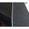 4MM PVC 1PLY Black conveyor belt