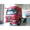 china brand high quality sinotruk howo tractor truck head