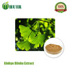 GMP factory supply Ginkgo Leaf Extract meet CP2015 Bulk Powder
