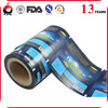 food grade packaging film roll for chocolate stick