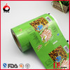 matte opp food grade packaging film roll for potato chips/snack food