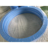 Blue PTFE Gasket with glassfiber