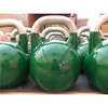 competition kettlebell with stainless steel handle