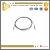 steel wire rope sling with aluminum sleeves