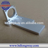 customed machined casting steel for central machinery parts