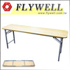 Foldable Conference Table, 180x60x68 cm