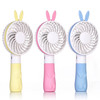 Mini Fan Portable Battery USB Rechargeable Handheld Mini Fan