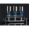 3-branch SUS Manifolds Vacuum Filtration