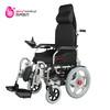 Economic steel electric wheelchair