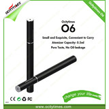 Ocitytimes O6 OEM vape pen 510 oil Vaporizer Pen Co2 Oil Cartridges Cbd Vape pen