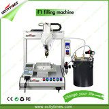 Ocitytimes F1 cigarette making equipment OEM available cbd tank e cigarette filling machine