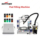 Ocitytimes F1 Close System Vape Pen Pod Filler Cbd Oil Cartridge Filling Machine