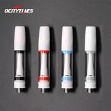 ocitytims cg03 lead free quartz glass atomizer full ceramic cbd cartridge
